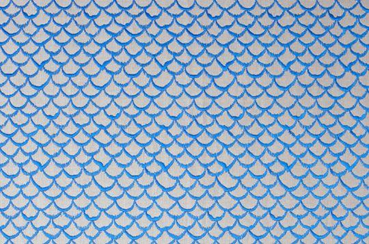 mermaid: textile | minä perhonen