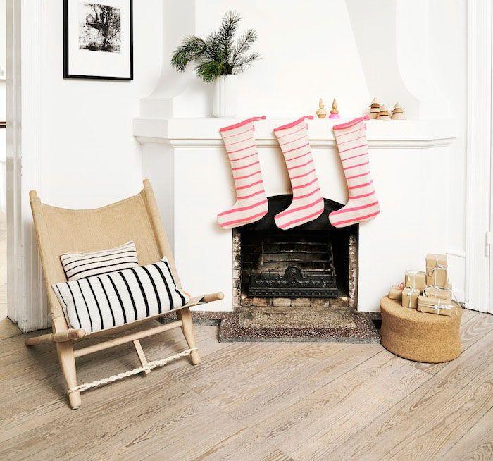 #Chrismasmood #OYOYLivingDesign #Christmasstockings #fireplace