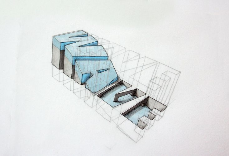 3D Type - Wave | Flickr - Photo Sharing!