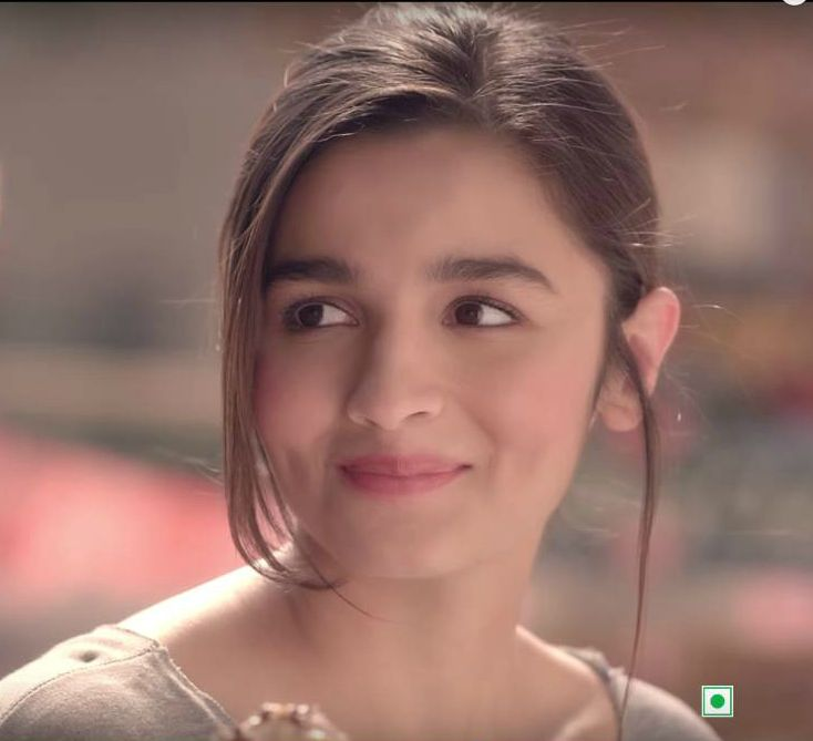 shopsdeal.in > Alia Bhatt Cute Bolly Girl in the Cornetto Love Story  with model Vikrant.