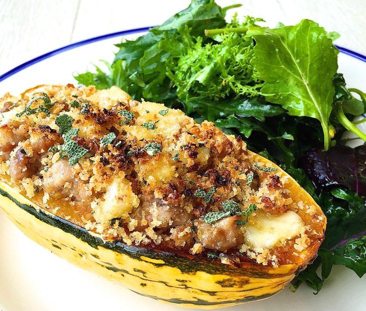 ... Squash on Pinterest | Summer squash salad, Acorn squash and Toast