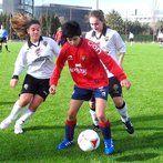 Real Betis Balompié - Féminas Nora Ruiz Melero, primer refuerzo RBB Féminas 12/06/2014 - 12:00 La joven extremo extremo de 21 años procede del CA Osasuna Féminas.