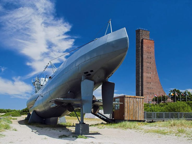 Laboe - Urlaub in Laboe