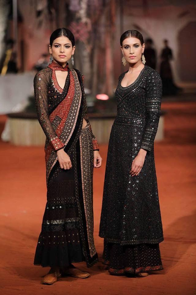 Ritu Kumar at Textile India 2017