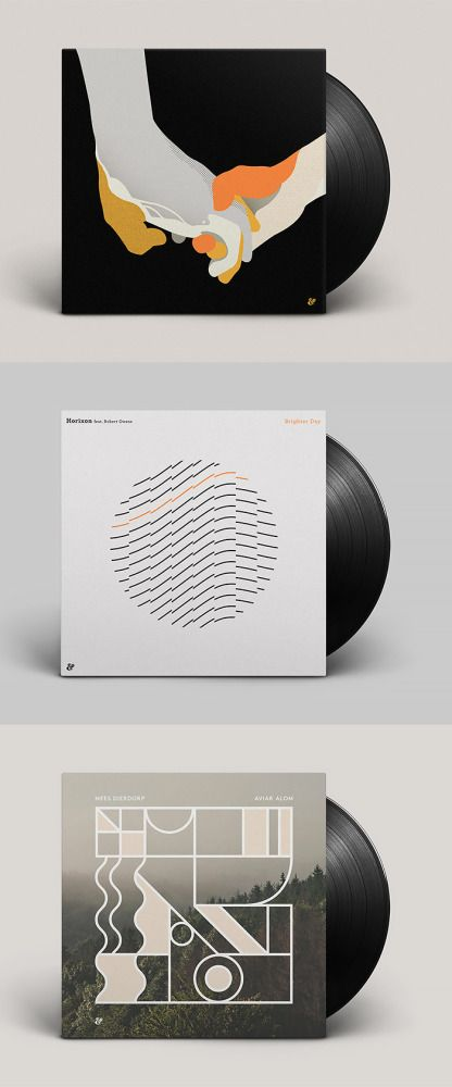 minimalistic / cd cover  Graphic Design & Art Direction by Jason Marc Wood
