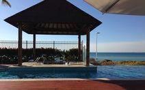 Swimming Pool at Seashells resort, Mandurah Review