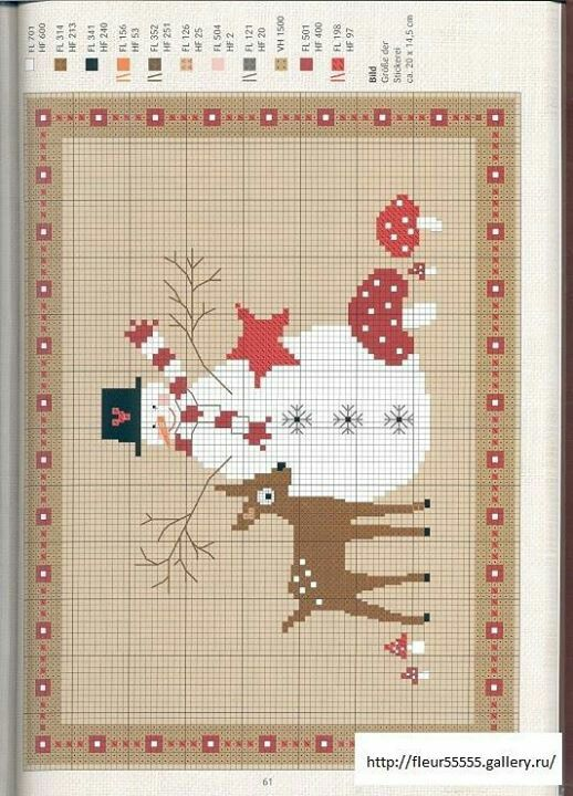 need to make this to go in the bathroom, which will be tan and red, of course. I just love woodland themed stuff.