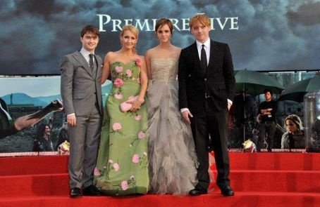 J.K. Rowling thanks for keeping the world entertained with your witches and wizards.