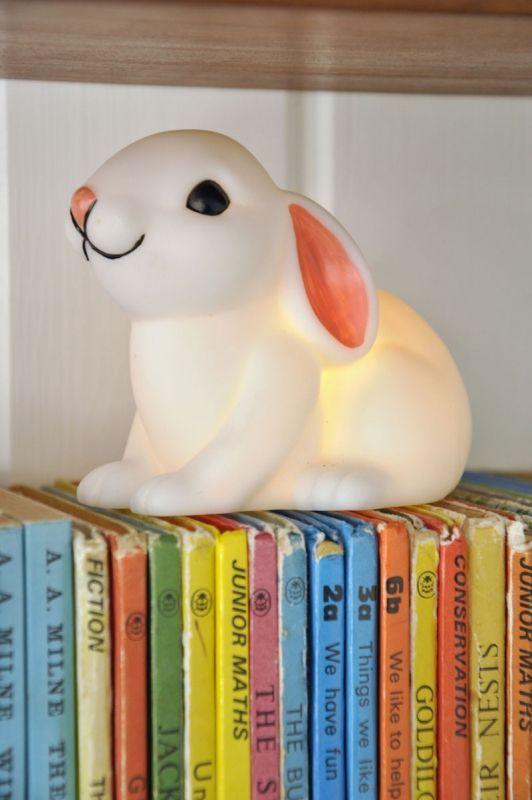 Noční lampička Baby Bunny | Nordic Day