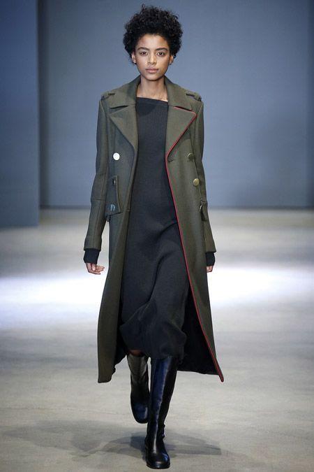 Модные пальто осень 2016, зима 2017