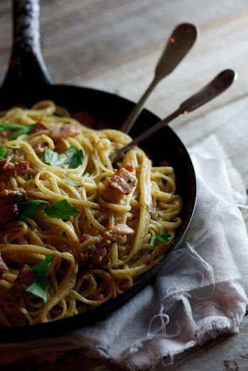 Spaghetti Carbonara - Simply Delicious— Simply Delicious