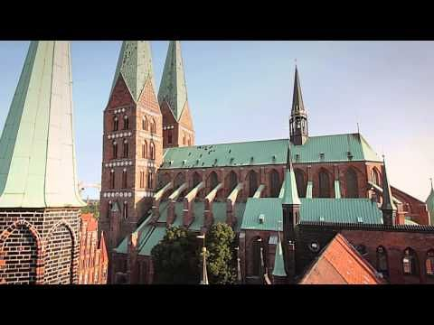 Lübeck is worth a visit With its  picturesque Old Town with merchants' houses