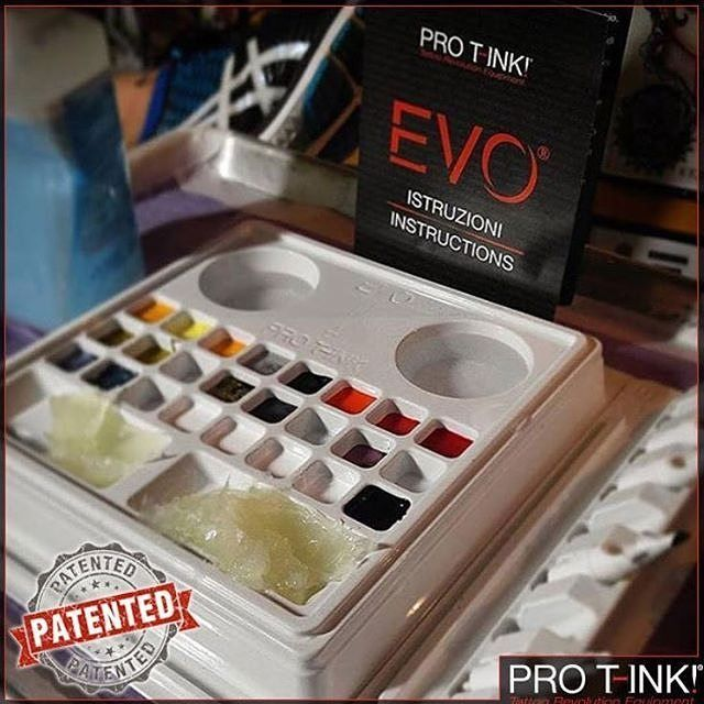 : @ultimatetattoosupply We carry the @pro_t_ink EVO sterile tattoo workstation!! It's composed of three elements: the palette the flat try and the needle holder. Check 'em out on our site!  _______________________________________________________ #ultimatetattoosupply #tattoosupply #tattoosupplies #shopsupplies #tattooartist #tattooink #tattoomachines #tattooaftercare  #tattoo #tattoos #tattooed #ink #inked #inkedup  #tattooworkstations #protink #evo #sterile #stopcrosscontamination