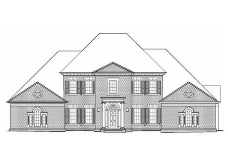 Ashley by john wieland homes at taramore my new ashley John wieland homes floor plans