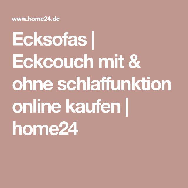 Ecksofas | Eckcouch mit & ohne schlaffunktion online kaufen | home24