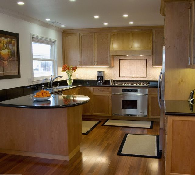 Traditional Kitchen Photos Small Kitchens Design, Pictures, Remodel, Decor  And Ideas   Page 4