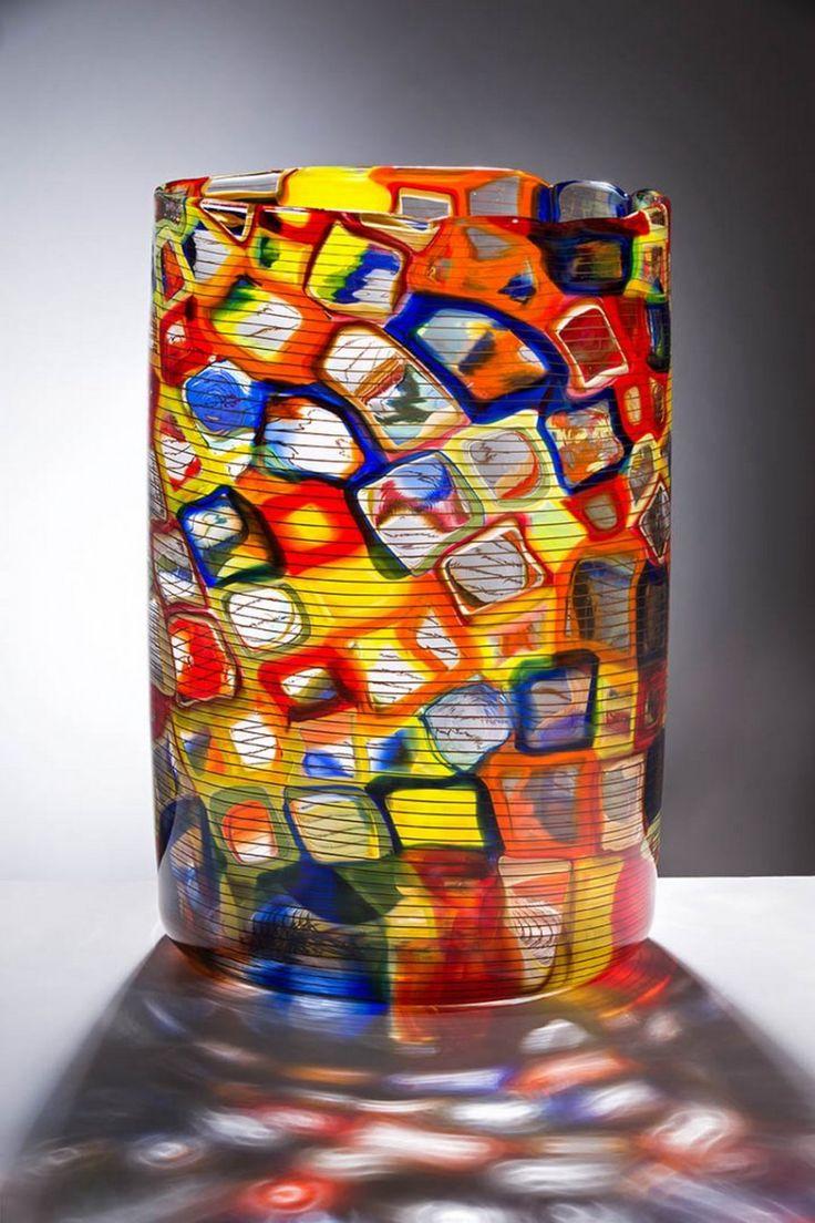 венецианское стекло. Лино Тальяпьетра — признанный во всем мире итальянский художник-стеклодув