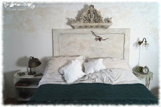 Retro schlafzimmer ~ Es war einmal vintage schlafzimmer pinterest shabby and vintage