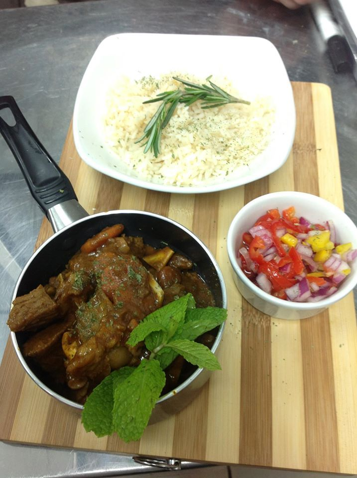 Lamb Curry for those cold winter days