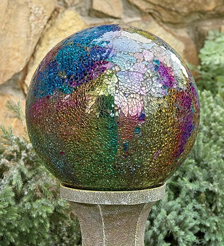 Mesmerizing Gazing Ball