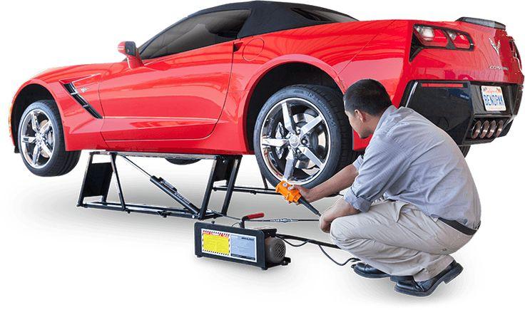 QuickJack Portable Car Lift Jack