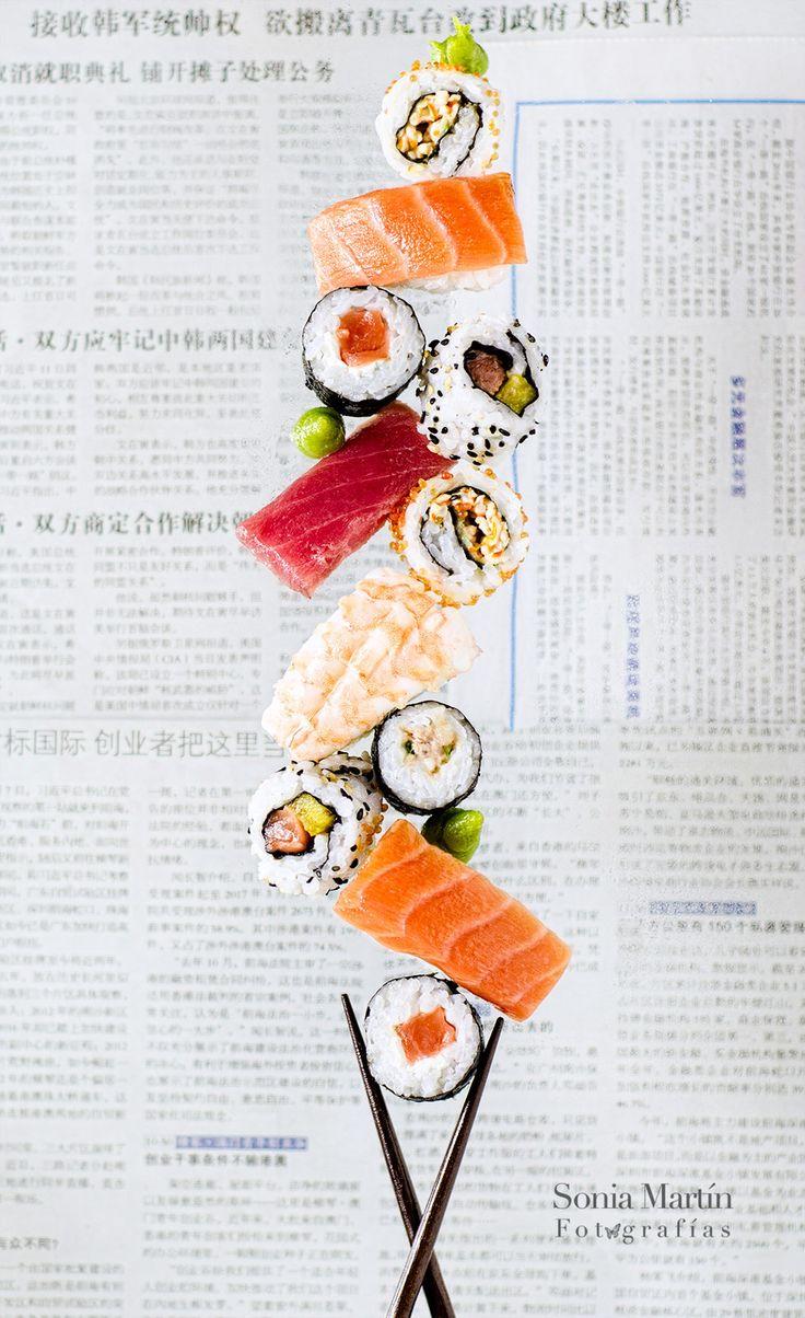 Sushi en equilibrio | Para el nuevo curso de junio La cocina Mágica || www.aquesabenlasnubes.com/cursos-online/curso-online-mont...