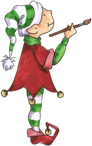 Artsy Elf