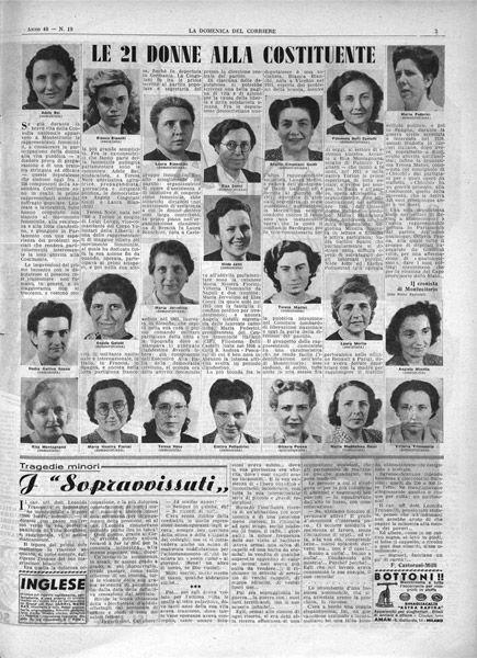La Storia al femminile: dalle Suffragette al femminicidio