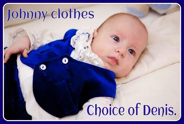 HAINUTE BOTEZ: Haine copii Johnny - alegerea lui Denis