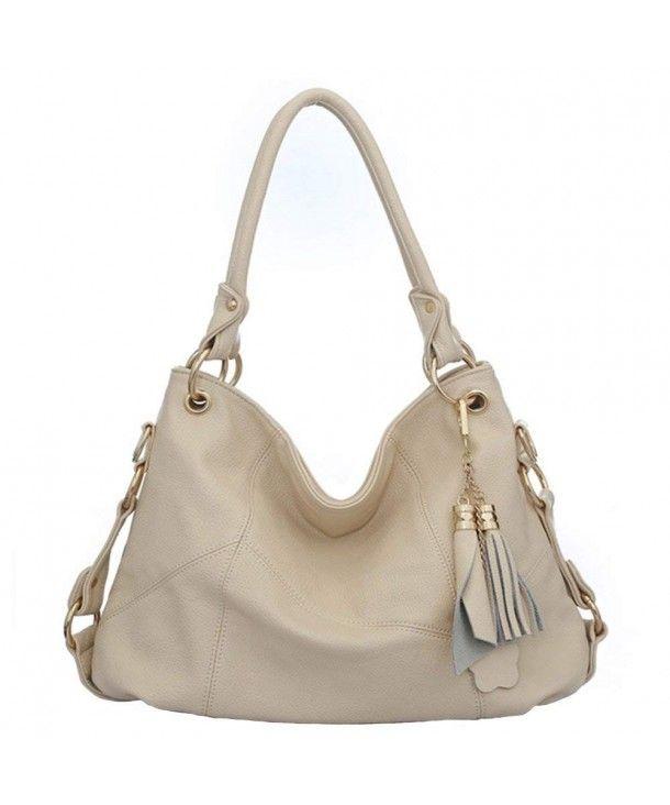 d25086e15 Women Top-Handle Bag Shoulder Bag Satchel Handbags Tote Bags Purse -  Off-white - CX188RGHXXW #Satchels #bags #handbags #style #Tote