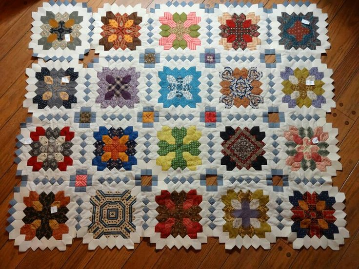 64 best Quilts!! - Lucy Boston - patchwork of the crosses images ... : boston quilt - Adamdwight.com