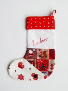 Tuto pour faire des bottes de Noël - Babacha