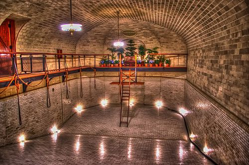Biltmore mansion basement pinterest pools for Biltmore estate indoor swimming pool