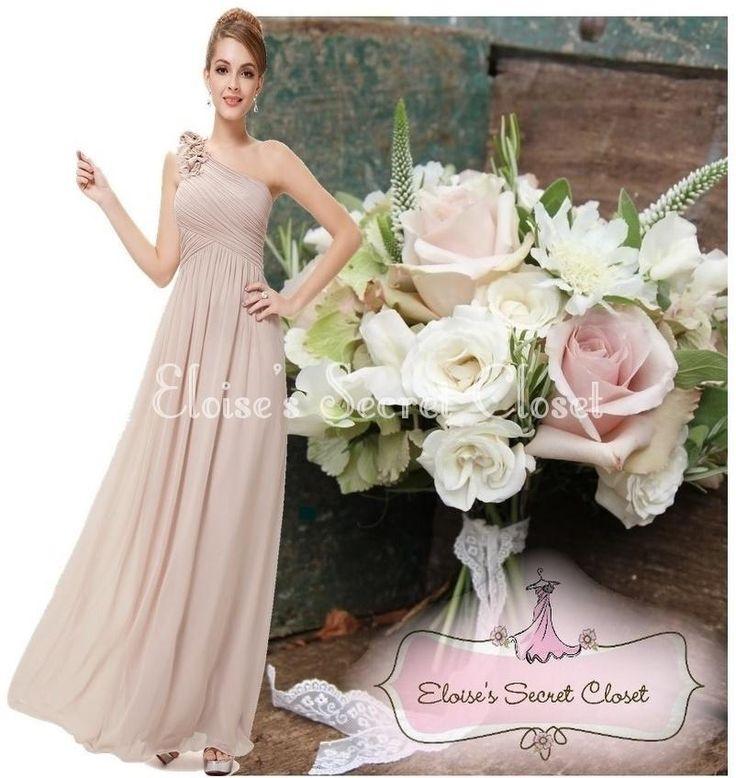 17 best ideas about Latte Bridesmaid Dresses on Pinterest | Greek ...