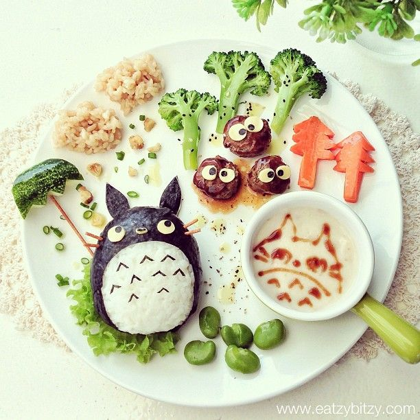 Samantha Lee Makes Delicious Food Art for Her Daughters