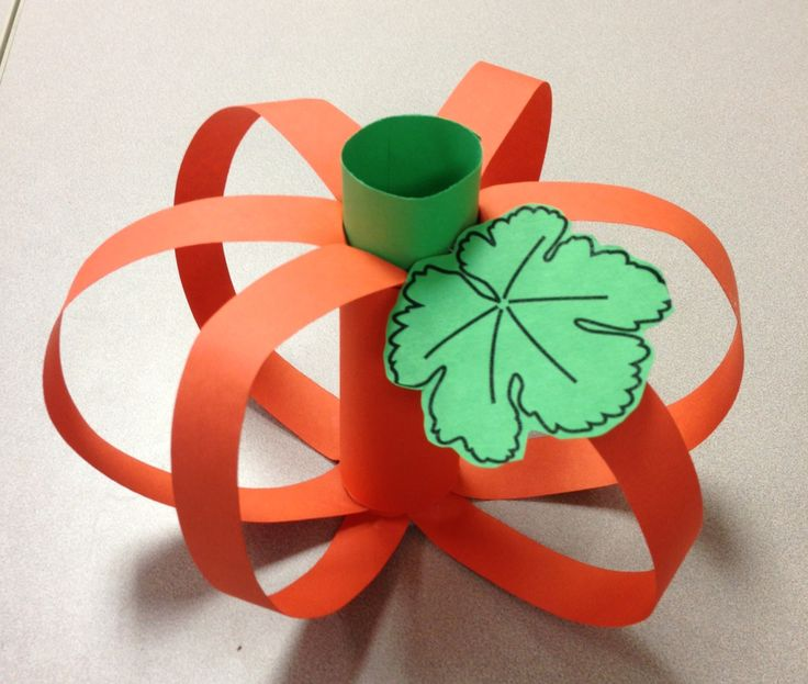 214 best paper crafts images on pinterest crafts for kids infant pumpkin from septembers craft night inspired by all kids network solutioingenieria Images