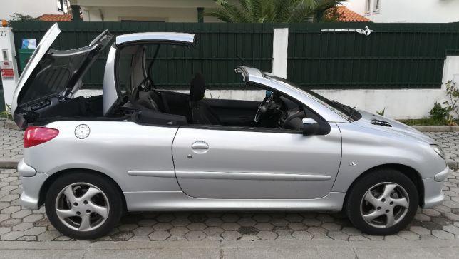 Peugeot 206 Cc 1 6 Precos Usados Voiture