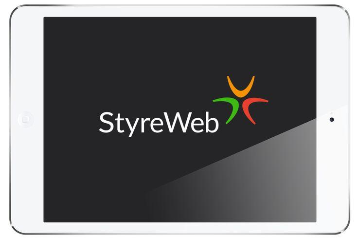 Logotype for Styreweb