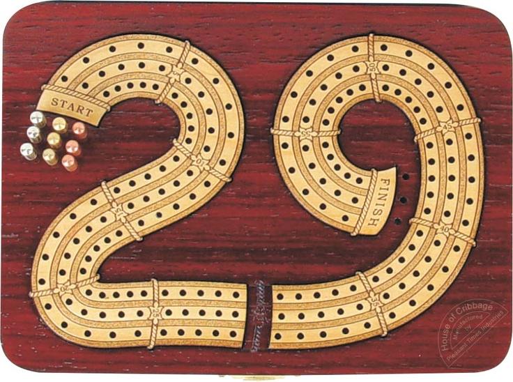 17 Best Cribbage Boards Images On Pinterest