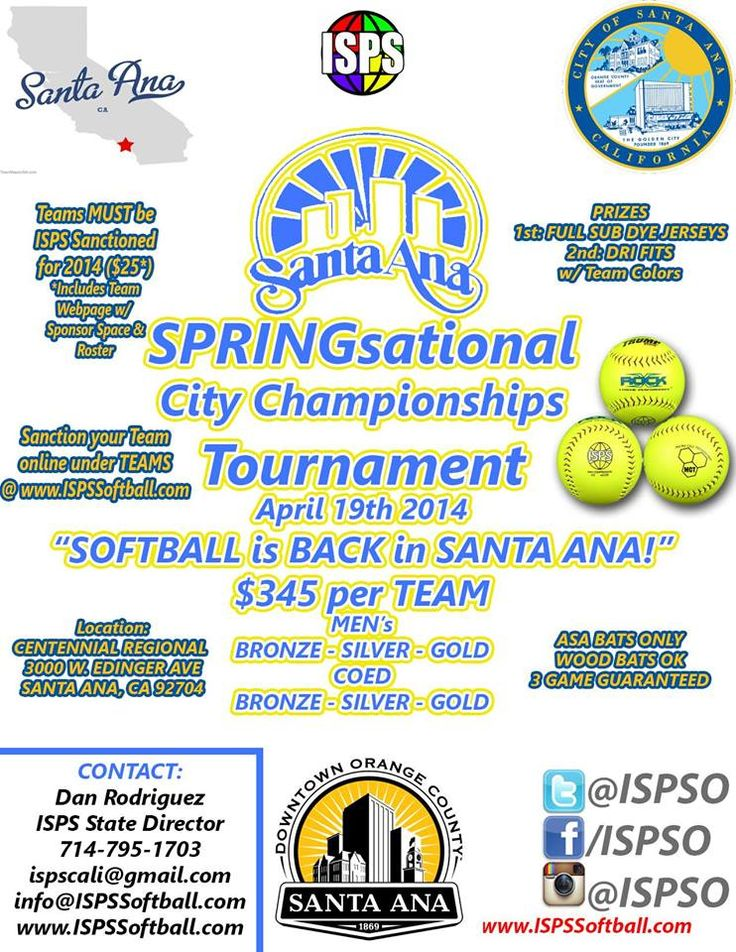 38 best slow pitch softball tournaments images on pinterest slow isps california santa ana springsational slow pitch softball tournament softball forum slow pitch softball sciox Choice Image