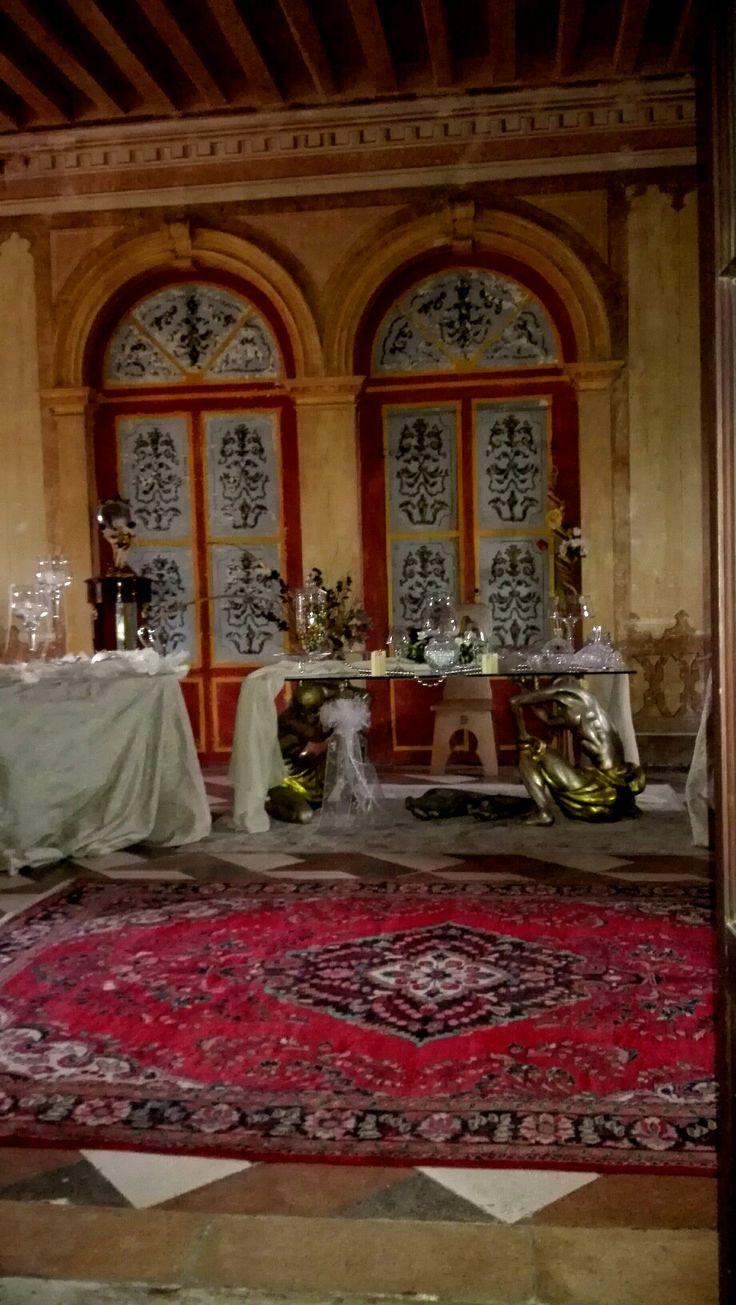 Piano nobile Villa Selmi