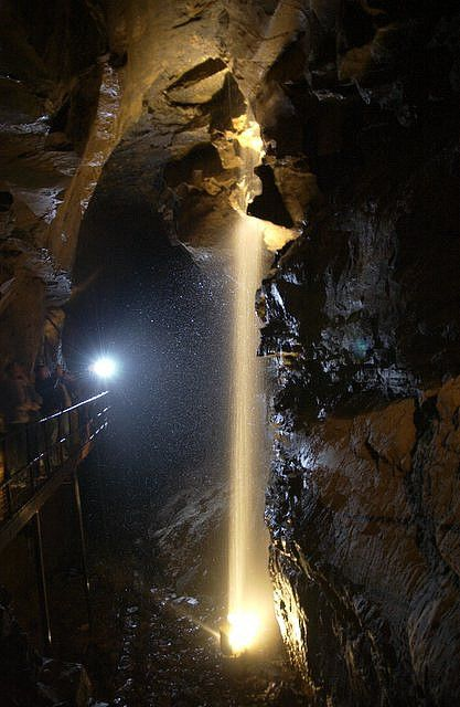 Aillwee Cave in Ballyvaghan ~ County Clare, Ireland