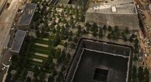 9-11 monument