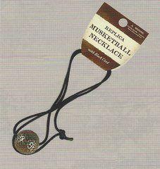 Replica Musketball Necklace