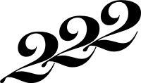 The numerology number 222 is a family, harmony, and relationships number. http://affinitynumerology.com/number-meanings/number-222-meaning.php