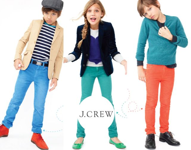 chi·qui·ti·tos: J.Crew Kids, A/W 2012