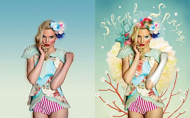 3 Tutoriales de cómo hacer fotomontajes en Photoshop