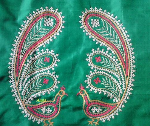 Best kutch work designs dress images on pinterest