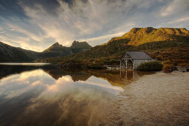 Cradle Mtn, Tasmania, Australia