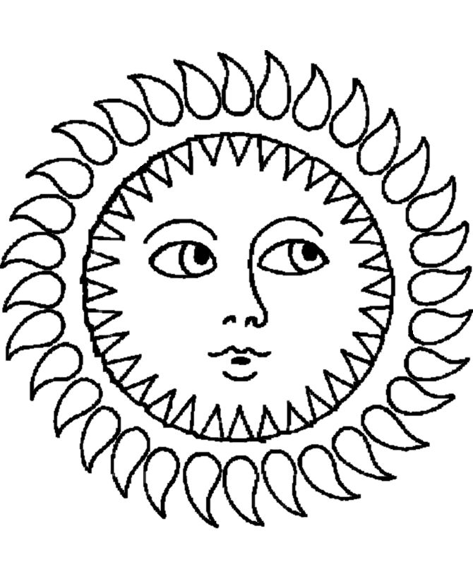 Best 25+ Summer coloring pages ideas on Pinterest | Mandalas for ...